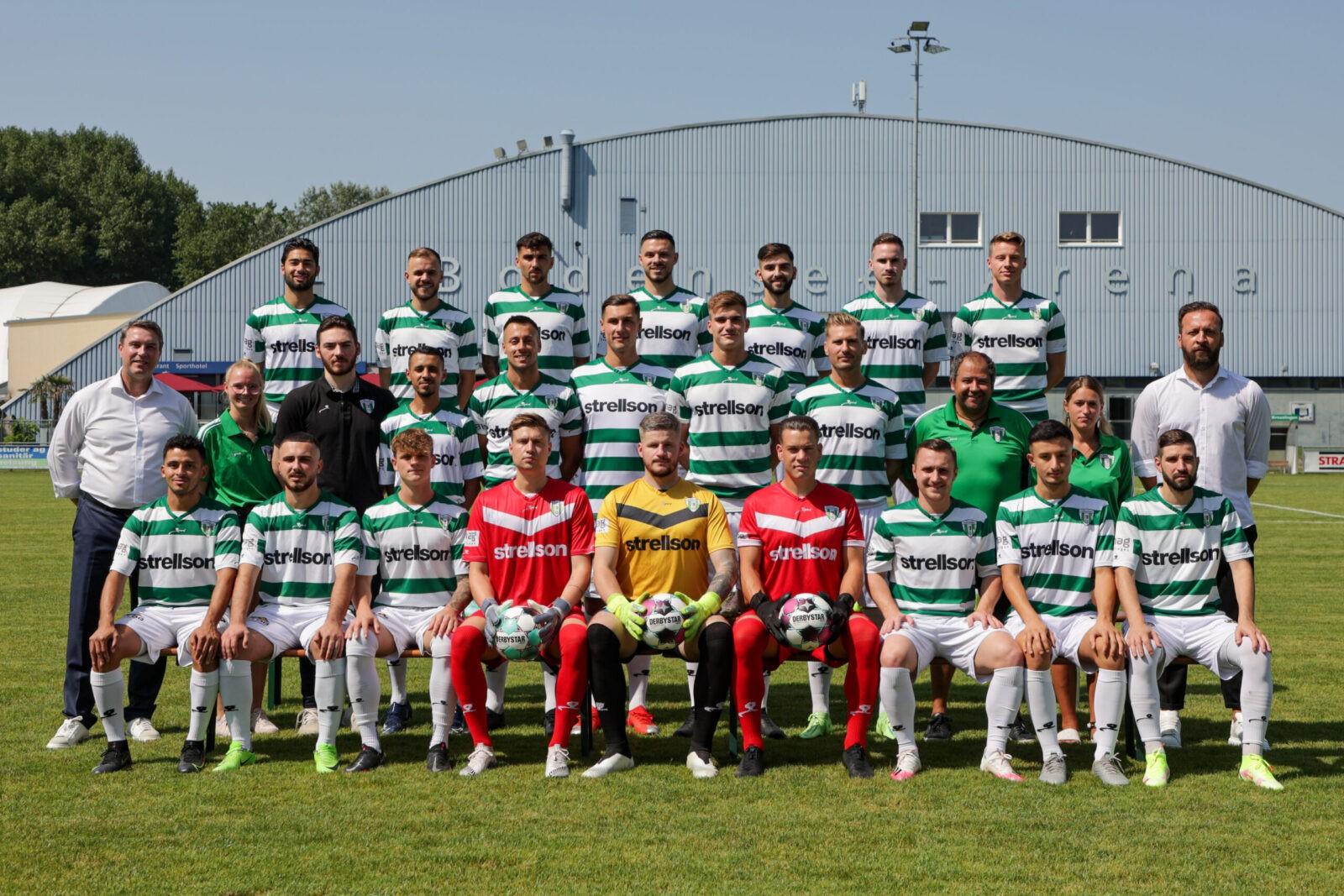FCK 05 – Mannschaft 2021-22